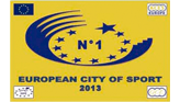 the european city town of sport of the year